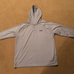 Under armour light hoodie